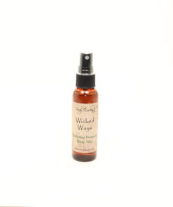 hydrating botanical body mist wicked ways gents 2oz