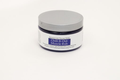 Chill It Out Muscle Rub 4oz