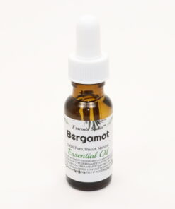 essential oil bergamot 0.5oz