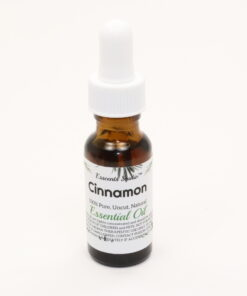 essential oil cinnamon 0.5oz
