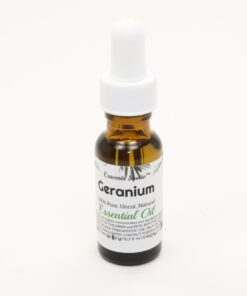 essential oil geranium 0.5oz