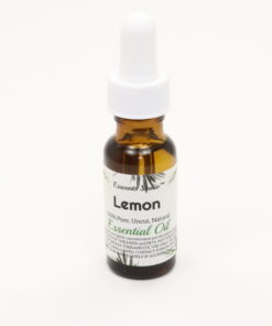 essential oil lemon 0.5oz