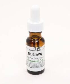 essential oil nutmeg 0.5oz