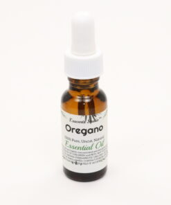 essential oil oregano 0.5oz