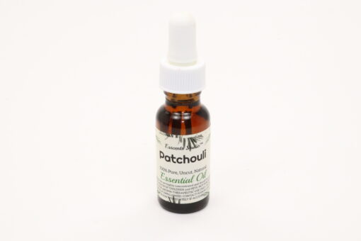 essential oil patchouli 0.5oz