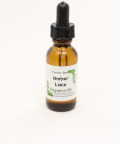 fragrance oil amber lace 1oz
