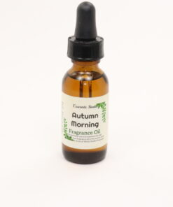 fragrance oil autumn morning 1oz