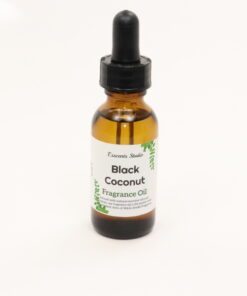 fragrance oil black coconut 1oz
