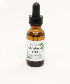 fragrance oil christmas tree 1oz