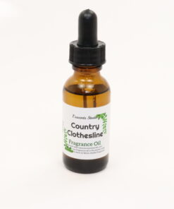 fragrance oil country clothesline 1oz
