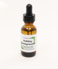 fragrance oil holiday pomegranate 1oz