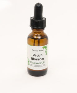 fragrance oil peach blossom 1oz