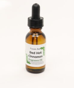 fragrance oil red hot cinnamon 1oz