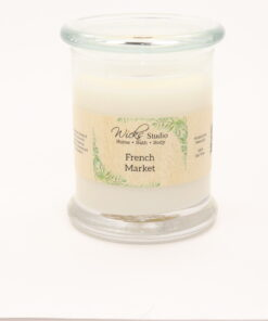 status candle french market 12oz