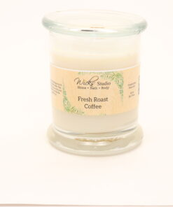 status candle fresh roast coffee 12oz