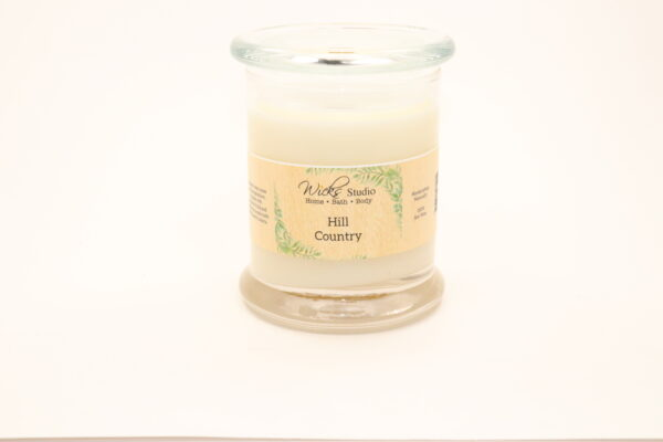 status candle hill country 12oz