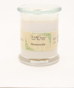 status candle honeysuckle 12oz