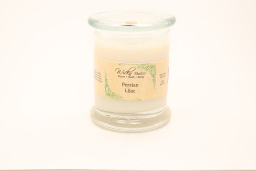 status candle persian lilac 12oz